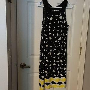 Cato Sleeveless Summer Dress
